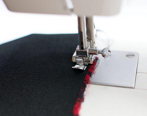 coser telas