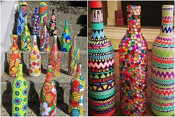 ideas-para-la-decoracion-de-botellas