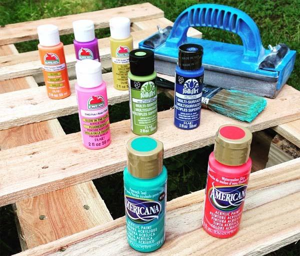 como-hacer-una-jardinera-con-un-palet