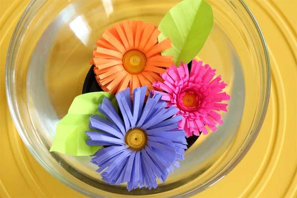 filigrana-de-papel-flores