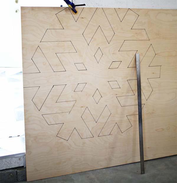 paso-a-paso-hacer-copo-de-nieve-de-madera